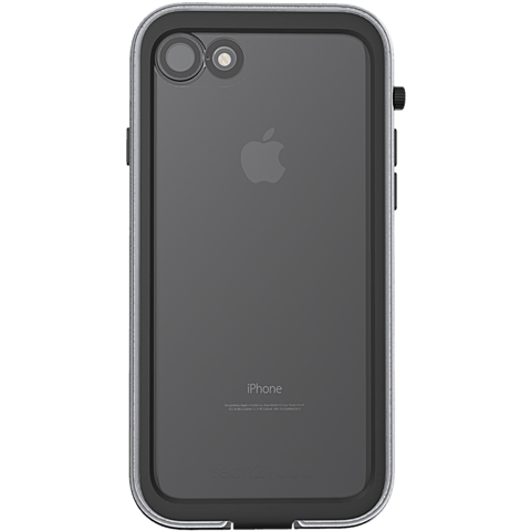 Tech21 Evo Aqua 360 Edition Hülle Schwarz Apple iPhone 7 99926105 hinten