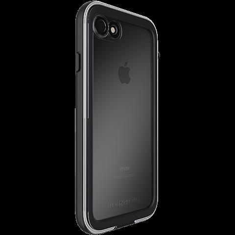 Tech21 Evo Aqua 360 Edition Hülle Schwarz Apple iPhone 7 99926105 seitlich