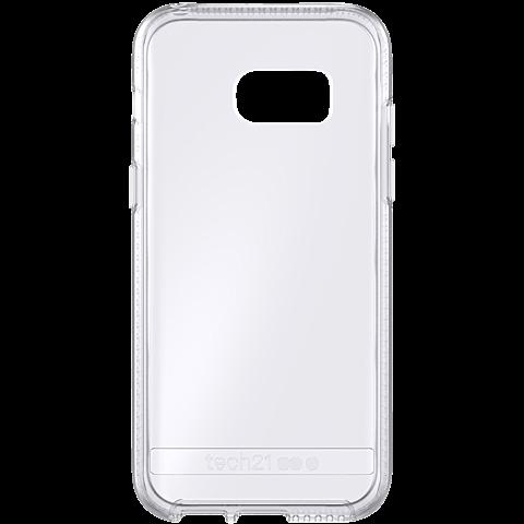 Tech21 Impact Clear Hülle Transparent Samsung Galaxy A3 (2017) 99926117 vorne