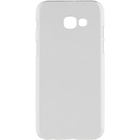 xqisit iPlate Cover Transparent Samsung Galaxy A5 (2017) 99926026 hinten