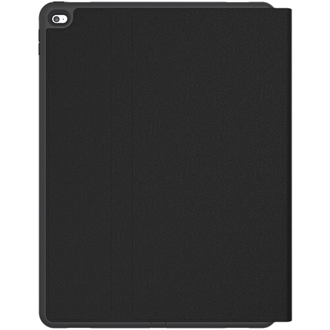 Tech21 Evo Tactical Hülle Schwarz Pro Edition Apple iPad Pro 12,9 99926101 hinten