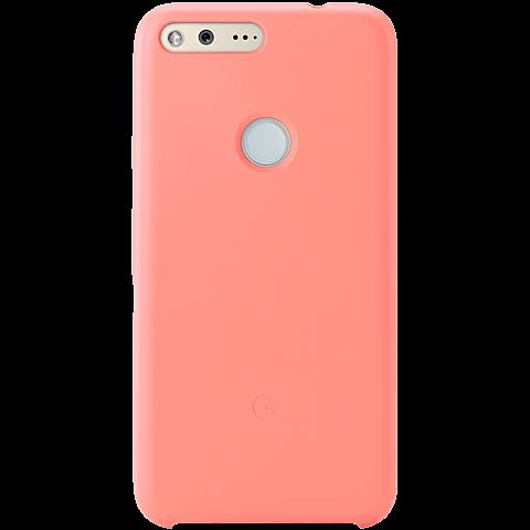 Google Pixel XL Case by Google Pfirsich 99925833 hinten