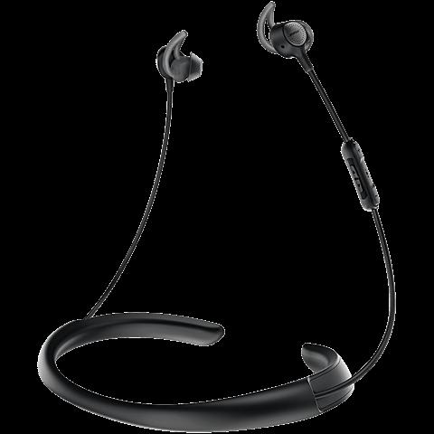BOSE QuietControl 30 Wireless Headphones Schwarz 99925371 hinten