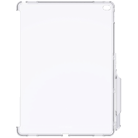 Tech21 Impact Clear Hülle Transparent Apple iPad Pro 12,9 99926100 hinten