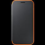 Samsung Neon Flip Cover Schwarz Galaxy A3 (2017) 99926107 kategorie