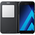 Samsung S-View Standing Cover Schwarz Galaxy A5 (2017) 99926111 kategorie