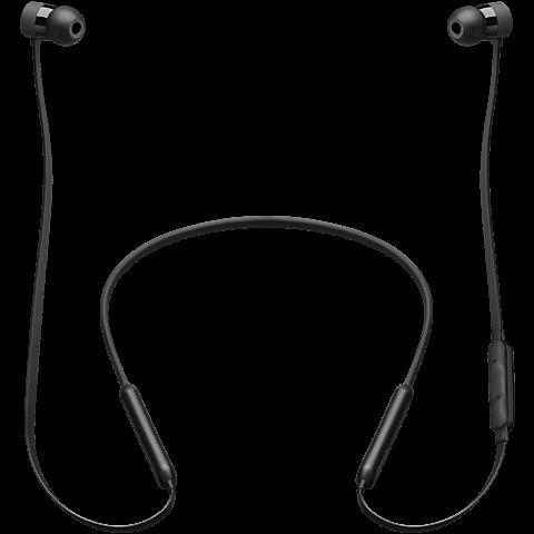 Beats X Wireless In-Ear Bluetooth-Kopfhörer Schwarz 99926323 hinten