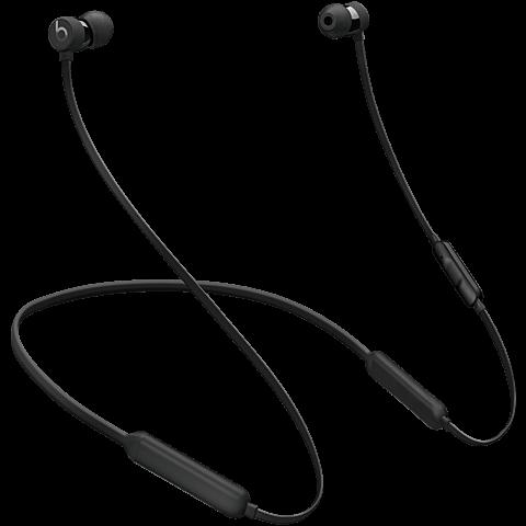Beats X Wireless In-Ear Bluetooth-Kopfhörer Schwarz 99926323 vorne