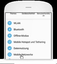 Mobile Netzwerke