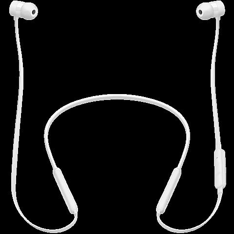 Beats X Wireless In-Ear Bluetooth-Kopfhörer Weiß 99926324 hinten