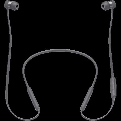 Beats X Wireless In-Ear Bluetooth-Kopfhörer Grau 99926326 hinten