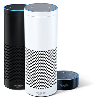 SmartHome Amazon Echo & Echo Dot
