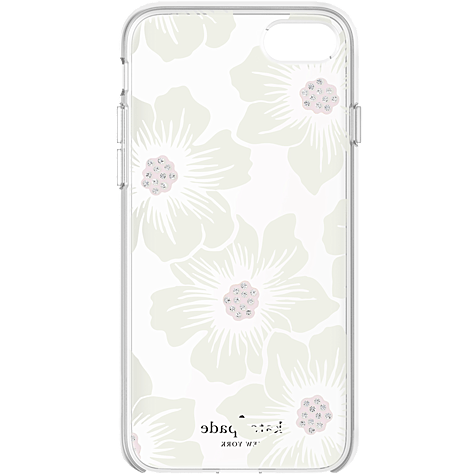 Kate Spade New York Hardshell Case Cream With Stone Apple iPhone 7 99926153 hero