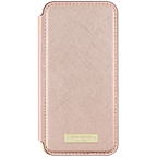 Kate Spade New York Folio Case Saffiano Roségold Apple iPhone 7 99926258 kategorie
