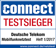 Connect Testsieger | Heft 1/17
