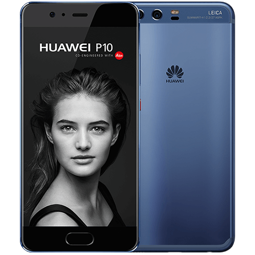 HUAWEI P10 blau
