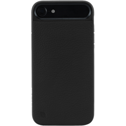 Incase ICON II Case Leather Black Apple iPhone 7 99926284 hinten