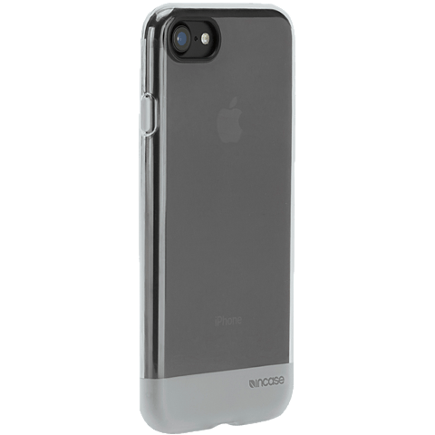 Incase Protective Cover Clear Apple iPhone 7 99926266 seitlich