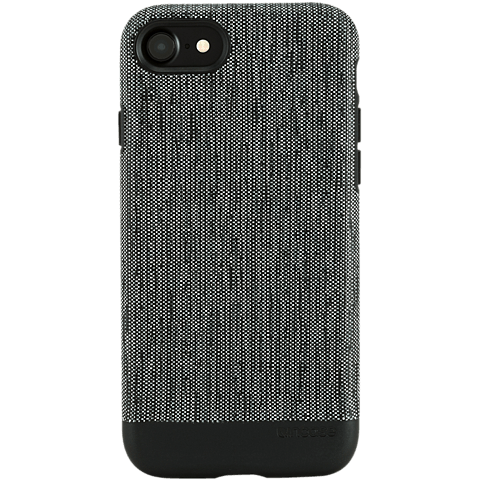 Incase Textured Snap Case Heather Black Apple iPhone 7 99926272 hinten