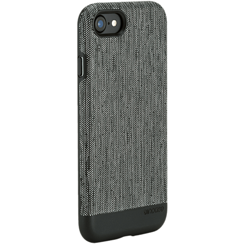 Incase Textured Snap Case Heather Black Apple iPhone 7 99926272 seitlich