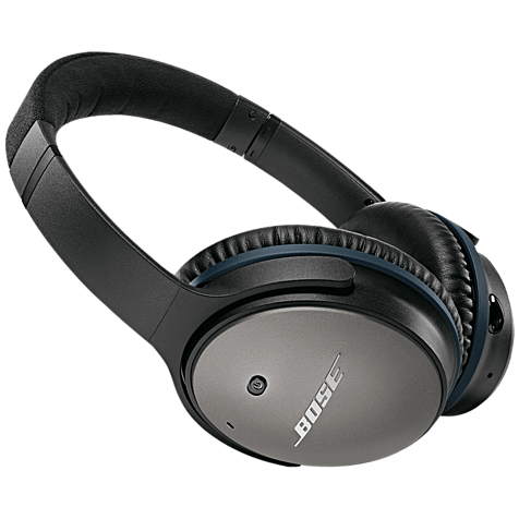 BOSE QuietComfort 25 Acoustic Noise Cancelling Headphones Schwarz Apple-Geräte 99923812 hero