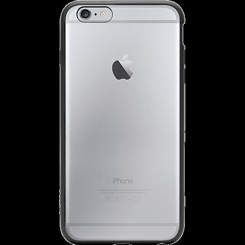 Griffin Reveal Case Apple iPhone 6/6s schwarz hinten 99923733