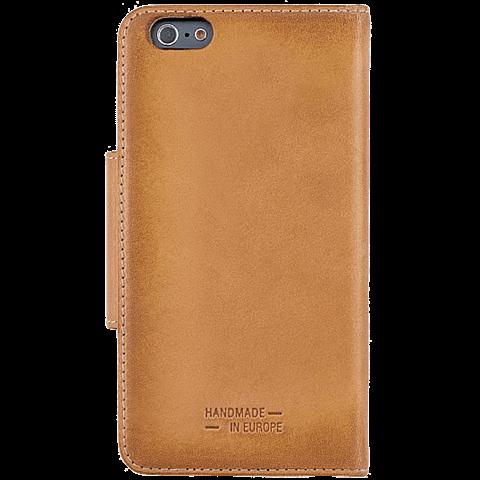 Bugatti BookCover Amsterdam Apple iPhone 6/6s cognac hinten 99923708