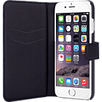 xqisit Slim Wallet Apple iPhone 6 und 6s schwarz kategorie 99923765