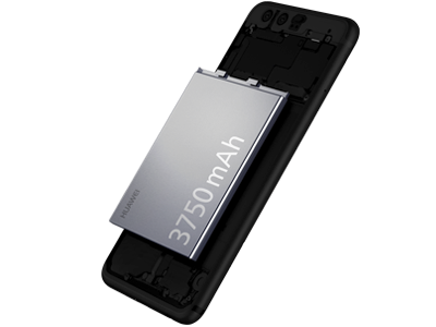 Huawei P10 Plus - Super Charge Technologie