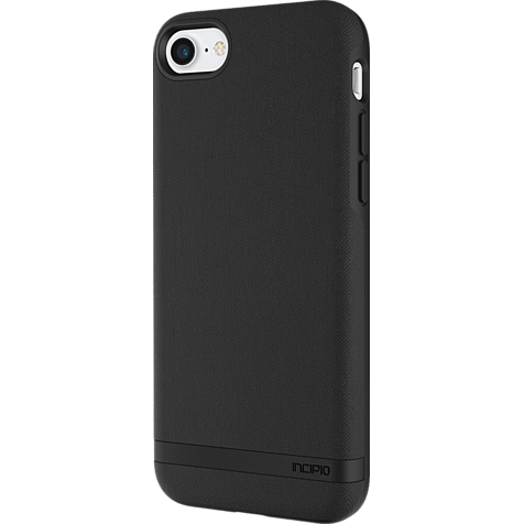 Incipio Esquire Series Carnaby Case Black Apple iPhone 7 99926277 hero