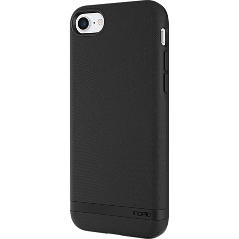 Incipio Esquire Series Carnaby Case Black Apple iPhone 7 99926277 vorne
