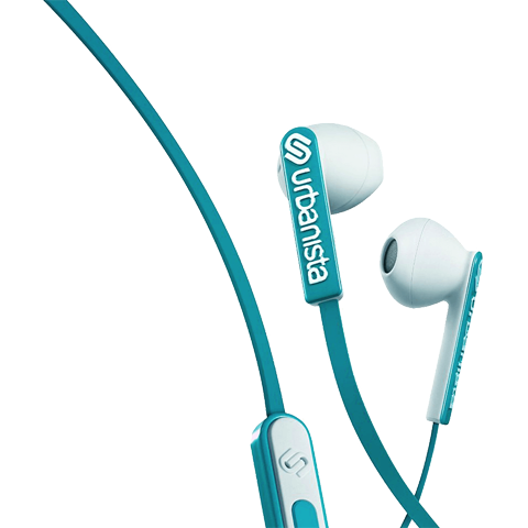 Urbanista San Francisco In Ear türkis vorne 99923388