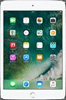 iPad Mini 4 Silber