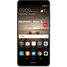 Huawei Mate 9 schwarz