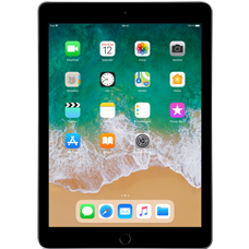Apple iPad WiFi Spacegrau katalog