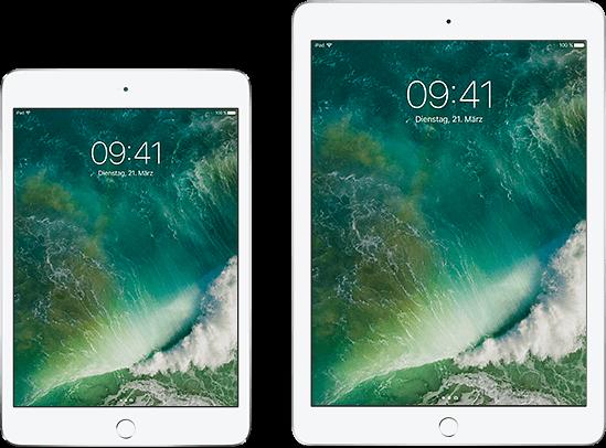 iPad mini 4 iPad