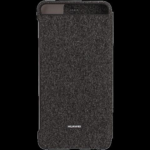 Huawei View Cover Dunkelgrau P10 Plus 99926341 hinten