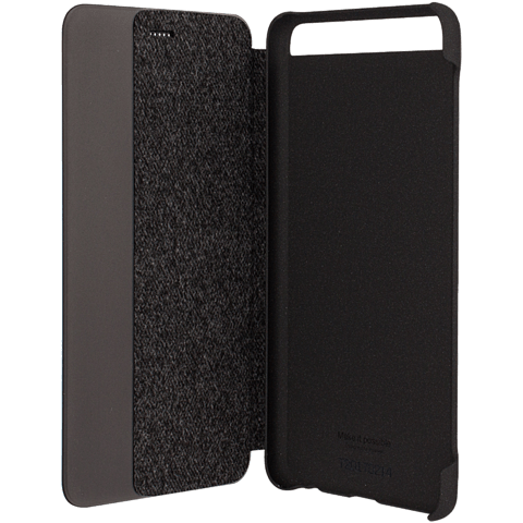 Huawei View Cover Dunkelgrau P10 Plus 99926341 seitlich
