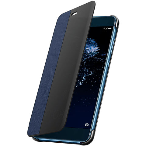 Huawei View Cover Blau P10 lite 99926355 vorne