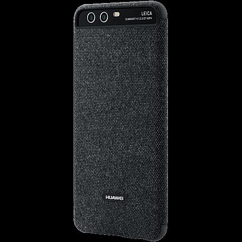 Huawei Car Case Dunkelgrau P10 99926351 hinten