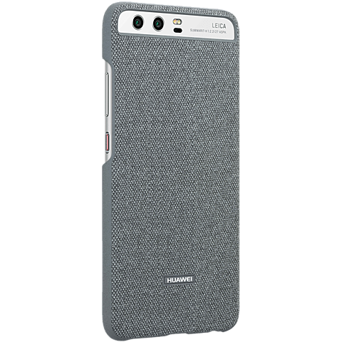 Huawei Car Case Hellgrau P10 99926353 hinten