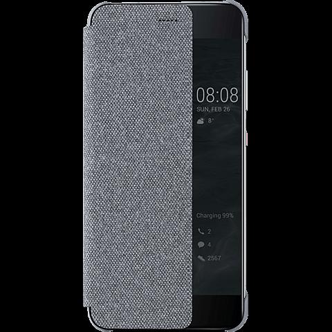 Huawei View Cover Hellgrau P10 99926346 vorne