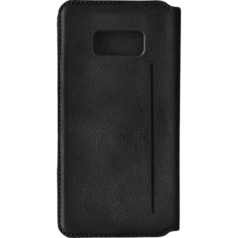 bugatti Booklet Paris Schwarz Samsung Galaxy S8 99926372 hinten