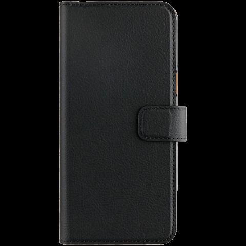 xqisit Slim Wallet Selection Schwarz Samsung Galaxy S8+ 99926343 vorne