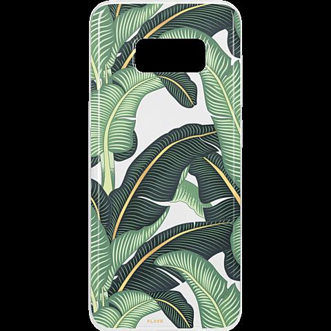 FLAVR Cover Bananenblätter Samsung Galaxy S8 99926363 hinten