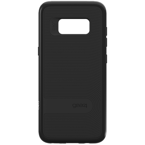 gear4 Battersea Case Schwarz Samsung Galaxy S8 99926368 vorne