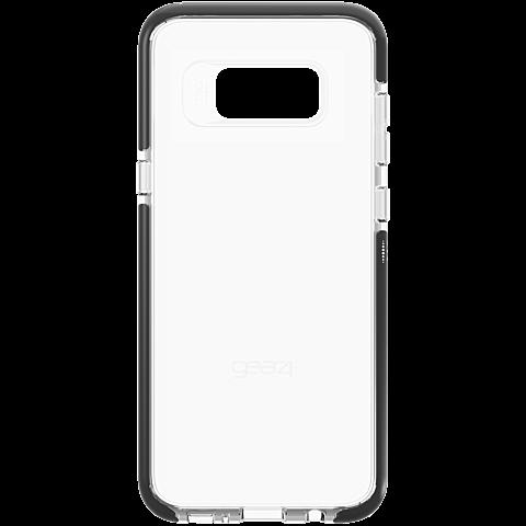 gear4 Piccadilly Case Schwarz Samsung Galaxy S8+ 99926370 vorne