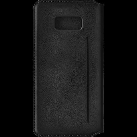 bugatti Booklet Paris Schwarz Samsung Galaxy S8+ 99926373 hinten