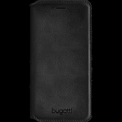 bugatti Booklet Paris Schwarz Samsung Galaxy S8+ 99926373 vorne