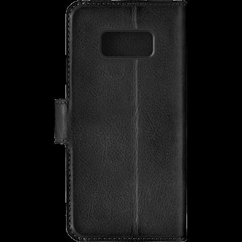 bugatti Booklet Zürich Schwarz Samsung Galaxy S8 99926374 hinten